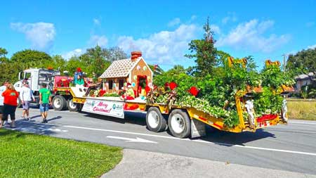 Hobe Sound Christmas Parade
