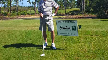 golf fundraiser Sponsorship